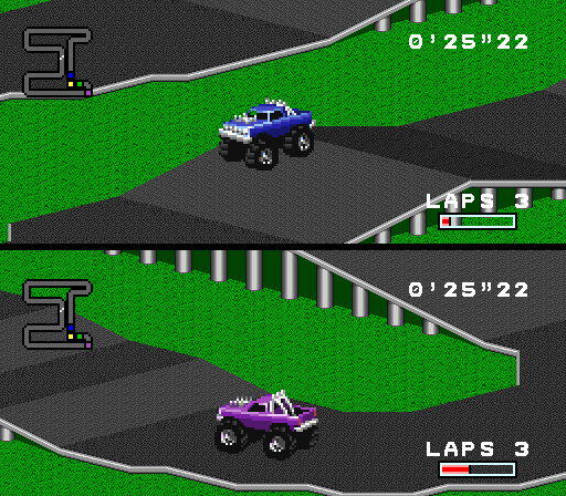 Radical Psycho Machine Racing (USA)