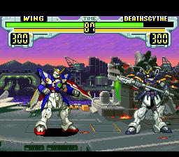Shin Kidou Senki Gundam W - Endless Duel (Japan)