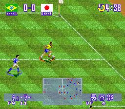 Jikkyou World Soccer 2 - Fighting Eleven (Japan)