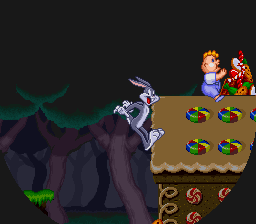 Bugs Bunny in Rabbit Rampage (Europe)
