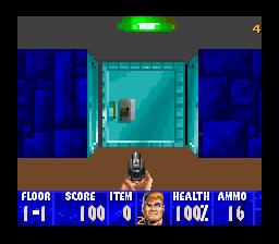 Wolfenstein 3D (USA) (Beta)