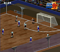 FIFA '97 - Gold Edition (USA) (En,Fr,De,Es,It,Sv)