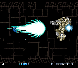 R-Type III - The Third Lightning (Japan)