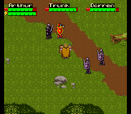 King Arthur & The Knights of Justice (USA)