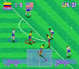 International Superstar Soccer Deluxe (USA)