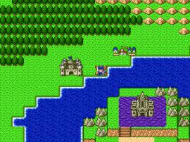 Dragon Quest I & II (Japan) [En by RPGOne v2.0] (Dragon Warrior Version)
