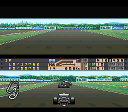 Human Grand Prix III - F1 Triple Battle (Japan)
