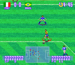 Jikkyou World Soccer 2 - Fighting Eleven (Japan) (Beta)