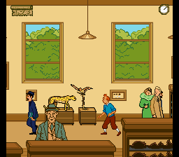 Adventures of Tintin, The - Prisoners of the Sun (Europe) (En,Fr,De,Es)