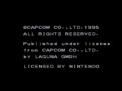 Megaman VII (Europe)