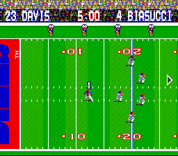 Tecmo Super Bowl (USA)