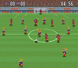 Super Formation Soccer (Japan)