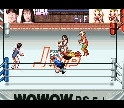 JWP Joshi Pro Wrestling - Pure Wrestle Queens (Japan)