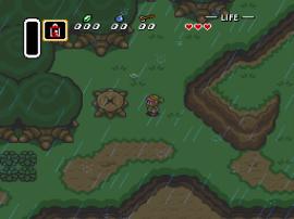 Legend of Zelda, The - A Link to the Past (USA) [Hack by Jamesbrad277 v0.90] (Master Quest)