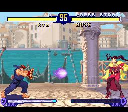 Street Fighter Zero 2 (Japan)