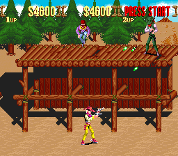 Play SNES Sunset Riders (USA) Online in your browser ...