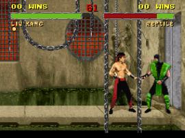 Mortal Kombat II (USA)