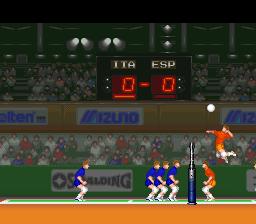 Hyper V-Ball (USA)