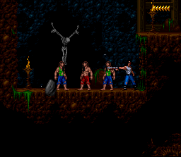 Blackthorne (USA)