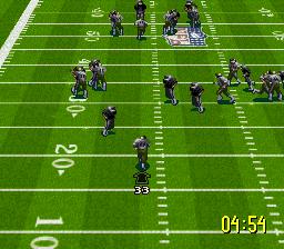 NFL Quarterback Club '96 (Japan)
