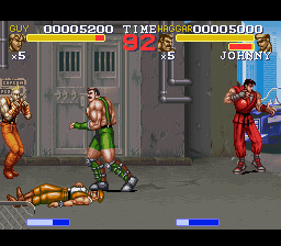 Final Fight 3 (USA) (Beta)