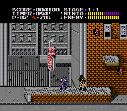Ninja Gaiden Trilogy (USA)