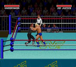 WWF Super WrestleMania (Europe)