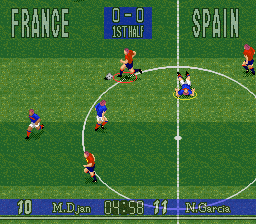 90 Minutes - European Prime Goal (Europe)