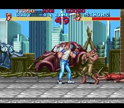 Final Fight (USA)