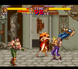 Final Fight 2 (Japan)