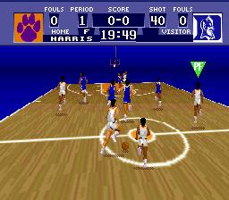 NCAA Basketball (USA) (Beta)