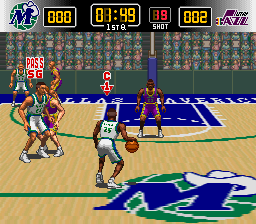 NBA Jikkyou Basket Winning Dunk (Japan)