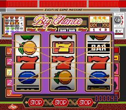 Big Ichigeki! Pachi-Slot Daikouryaku 2 - Universal Collection (Japan)