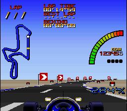 Nigel Mansell's World Championship Racing (USA)