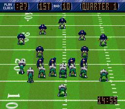 NFL Quarterback Club (USA) (Beta)