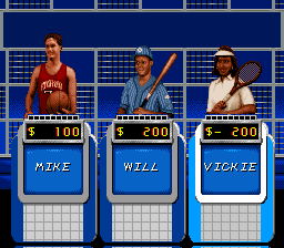 Jeopardy! - Sports Edition (USA)