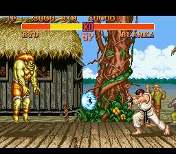 Street Fighter II - The World Warrior (USA)