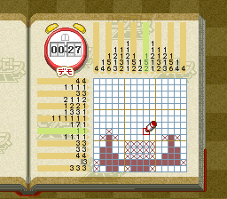 Picross NP Vol. 3 (Japan) (NP)