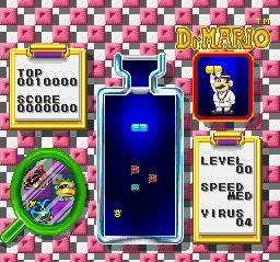 Dr. Mario (Japan) (NP)