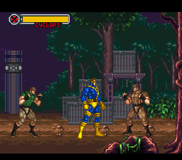 X-Men - Mutant Apocalypse (Europe)