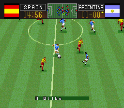 Capcom's Soccer Shootout (USA)