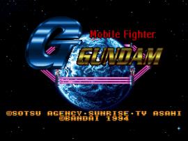 Kidou Butouden G Gundam (Japan) [En by Aeon Genesis v1.0] (~Mobile Fighter G Gundam)