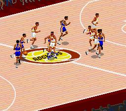 NBA Live '95 (Europe)