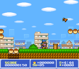 Magical Taruruuto-kun - Magic Adventure (Japan)