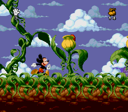 Mickey Mania - The Timeless Adventures of Mickey Mouse (Europe)