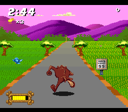 Taz-Mania (USA) (Beta)