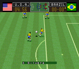 Soccer Shootout (Europe)