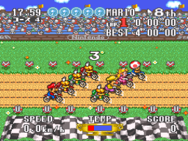 BS Excitebike - Bunbun Mario Battle Stadium 3 (Japan) [7CD2]