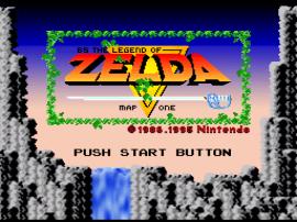 BS Zelda no Densetsu (Japan) (BS) [En+Hack by BSZHP v20090124] (~BS The Legend of Zelda) (Link Version) (Timer+No Limit)
