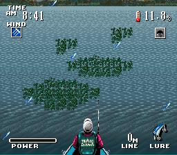 Larry Nixon's Super Bass Fishing (Japan)